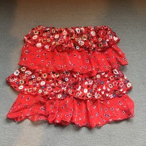 ASOS Ruffle Skirt